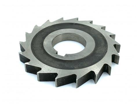 Фреза дисковая пазовая ф  63х6х22 мм Р6М5