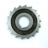 Фреза дисковая пазовая ф  80х12х27 мм Р6М5