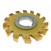 Фреза дисковая пазовая затылованная ф 100х10х32 мм Р6М5