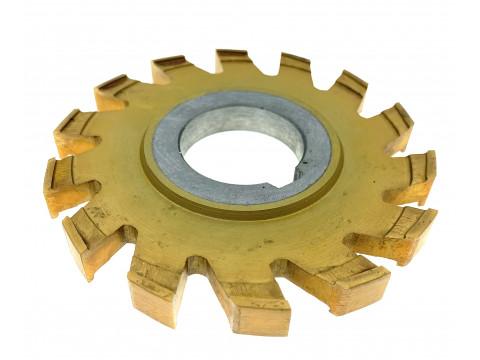 Фреза дисковая пазовая затылованная ф  80х10 мм Р6М5