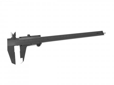 Штангенциркуль ШЦ-I 125 (0-125) 0.05 TORNERI