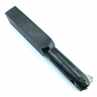 Резец составной РЭО-89 45х15° 10х10х50 оснащенный СТМ на основе нитрида бора