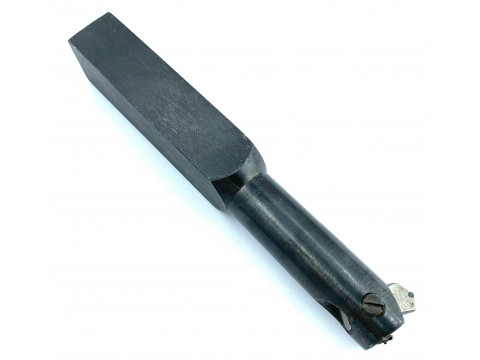 Резец составной РЭО-89 15х45° 10х10х50 оснащенный СТМ на основе нитрида бора