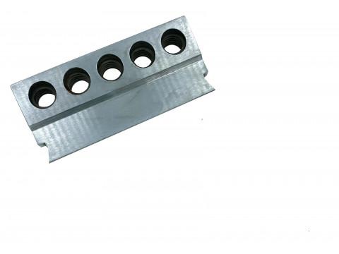 Резец зубострогальный М3-3.25 20град. Р6М5, 5 отверстий