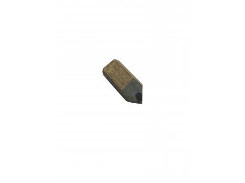 Вставка эльборовая ф 10 L 27мм симметричная