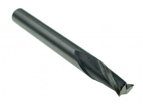 Фреза шпоночная ц/х ф  2 мм Р6М5