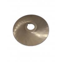 Фреза дисковая отрезная ф  80х2.0х22 мм Р6М5 z=40 прорезной зуб, со ступицей, с ш/п