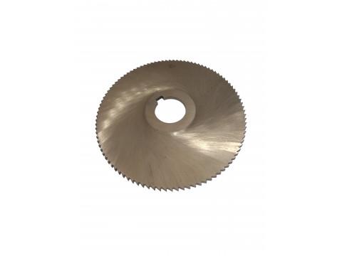 Фреза дисковая отрезная ф 160х2.0х32 мм Р6М5 z=64 прорезной зуб, со ступицей, с ш/п