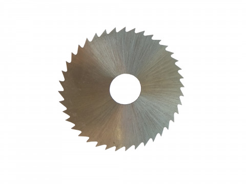 Фреза дисковая отрезная ф  32х0.6х8 мм Р6М5 z=32
