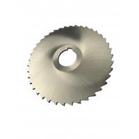 Фреза дисковая отрезная ф  80х3.0х22 мм Р6М5 z=32 отрезной зуб, со ступицей, с ш/п