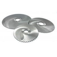 Фреза дисковая отрезная ф  80х2.5х22 мм Р6М5 z=48