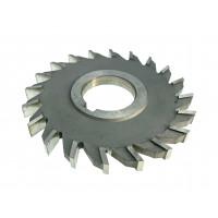 Фреза дисковая трехсторонняя ф 125х14х32 мм Р6М5 прямой зуб цельная
