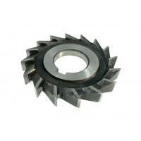 Фреза дисковая трехсторонняя ф 125х25х32 мм Р6М5 прямой зуб цельная