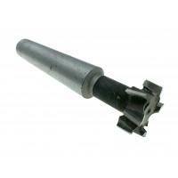 Фреза Т-образная к/х ф 18х8 мм Р6М5 паз 10мм КМ1