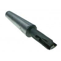 Фреза шпоночная с напайными твердосплавными пластинами к/х ф 12 мм ВК8 КМ2