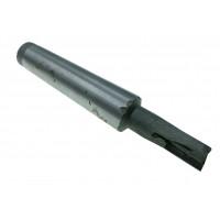 Фреза шпоночная с напайными твердосплавными пластинами к/х ф 36 мм ВК8 КМ4