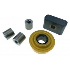 Пластины и резцы для обработки колесных пар и рельсов (3)