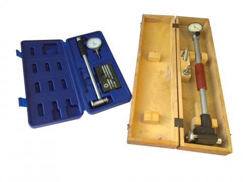 Нутромер индикаторный НИ 250-450 0.01 TORNERI