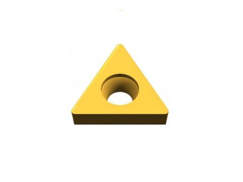 Пластина твердосплавная сменная 01114-220408 Т5К10 МС с покрытием