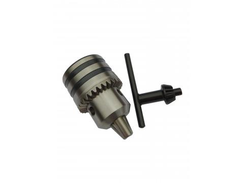 Патрон сверлильный ПС 13 (1.5-13) В16, с ключом