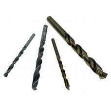 Сверла спиральные с цилиндрическим хвостовиком (373)