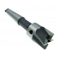 Цековка к/х ф 24 мм без цапфы КМ3 Р6М5