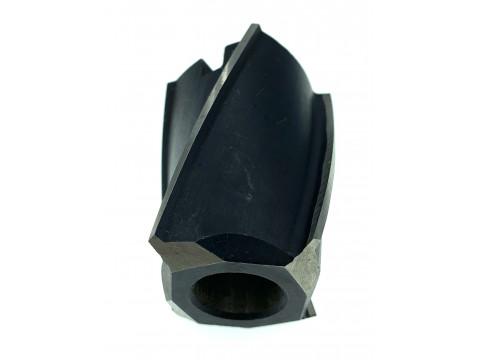 Зенкер насадной ф 35 Р6М5 пос.16 Н=45 мм