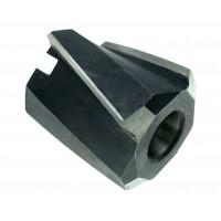 Зенкер насадной ф 36 Р6М5 пос.16 Н=50 мм