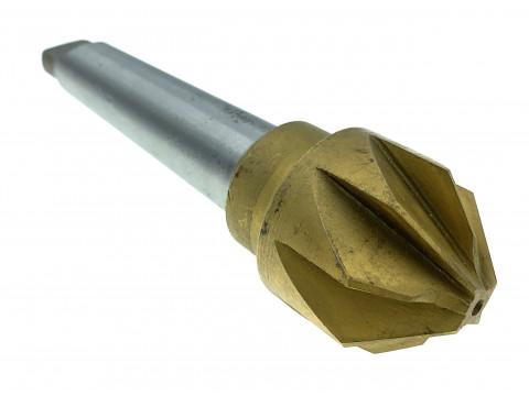 Зенковка к/х ф 16 мм 120° Р6М5 КМ1