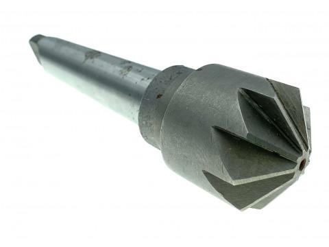 Зенковка к/х ф 50 мм 120° Р6М5 КМ3