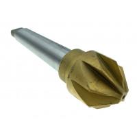 Зенковка к/х ф 63 мм 90° Р6М5