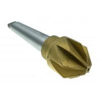 Зенковка к/х ф 40 мм 90° Р6М5 КМ3